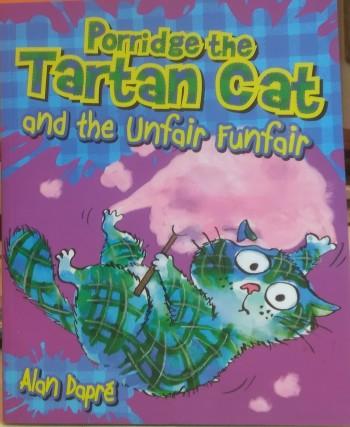 Porridge the Tartan Cat and the Unfair Funfair
