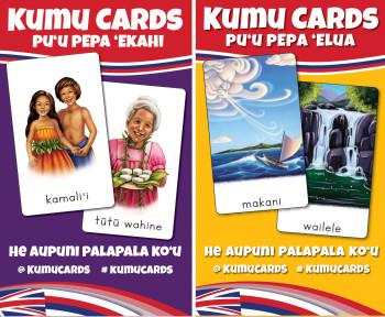 Kumu Cards 1+2