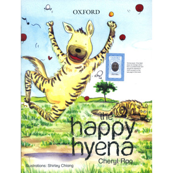the happy hyena