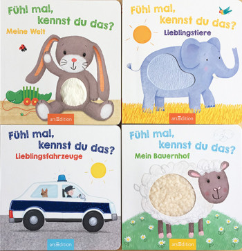 'Touch & Feel' board books