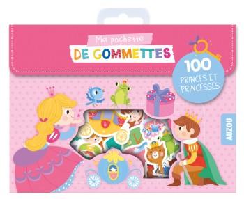 Ma Pochette De Gommettes 100 Princesses