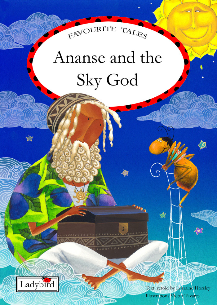 Anancy and the Sky God
