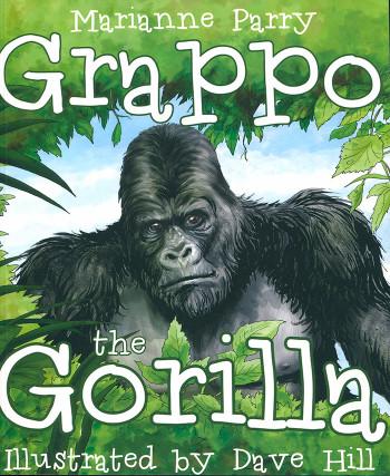 Grappo the Gorilla