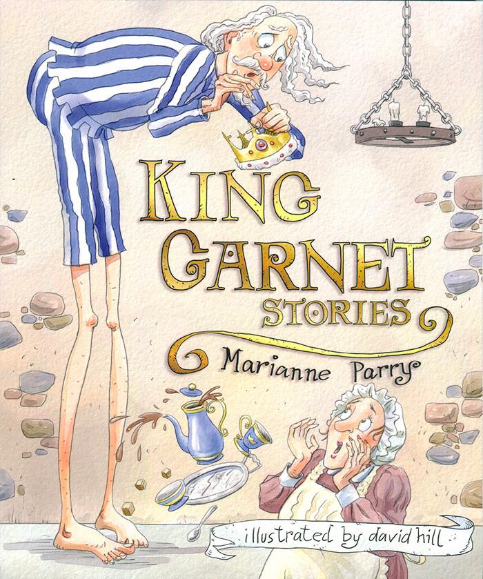 King Garnet Stories