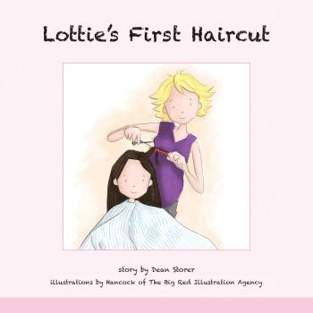Lotties First Haircut