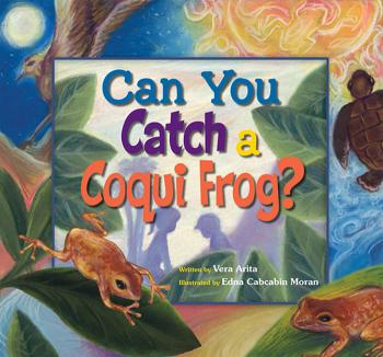 CAN YOU CATCH A COQUI FROG?