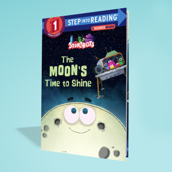 The Moons Time to Shine