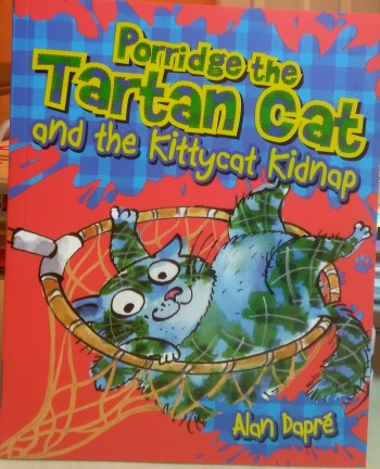 Porridge the Tartan Cat and the Kittycat Kidnap