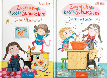 'Ziemlich beste Schwestern' young fiction series