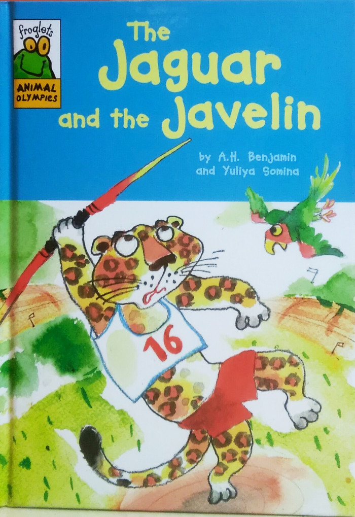 The Jaguar and the JAVELIN by A.H. Benjamin