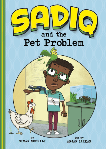 Sadiq and the Pet Problem