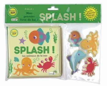 Splash ! : Les animaux de la mer