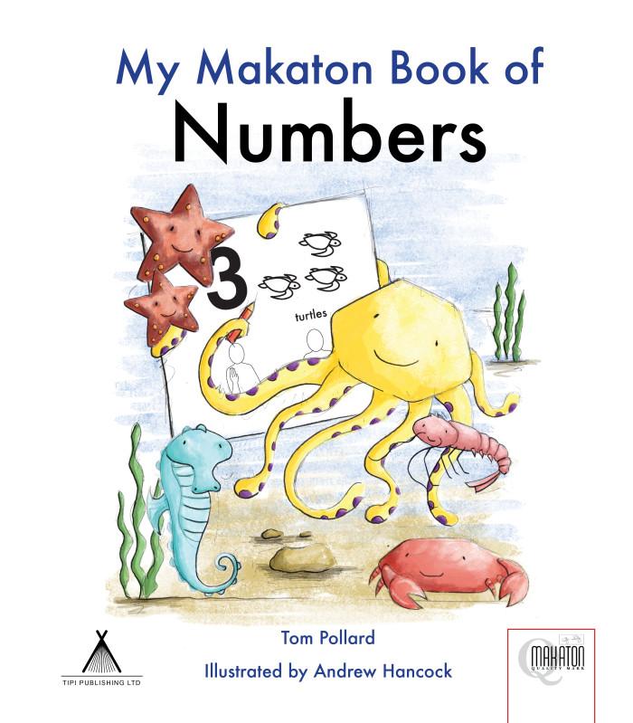My Makaton Book of Numbers