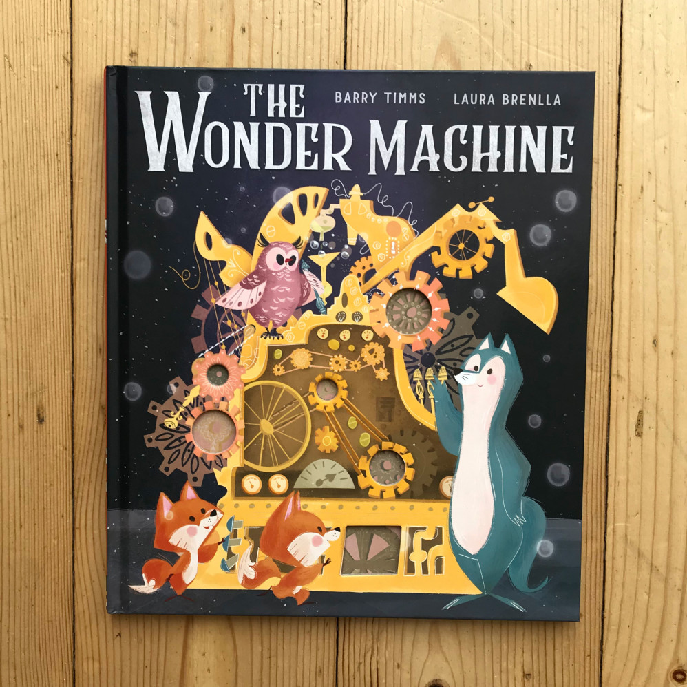 The Wonder Machine