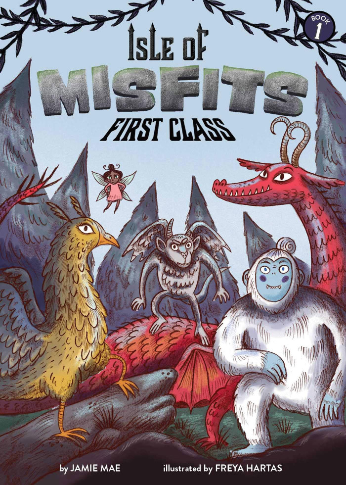 Isle of Misfits - First Class & Pot of Gold