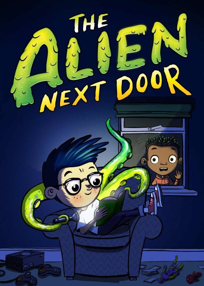 The Alien Next Door - The New Kid