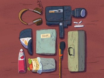 Items of a character