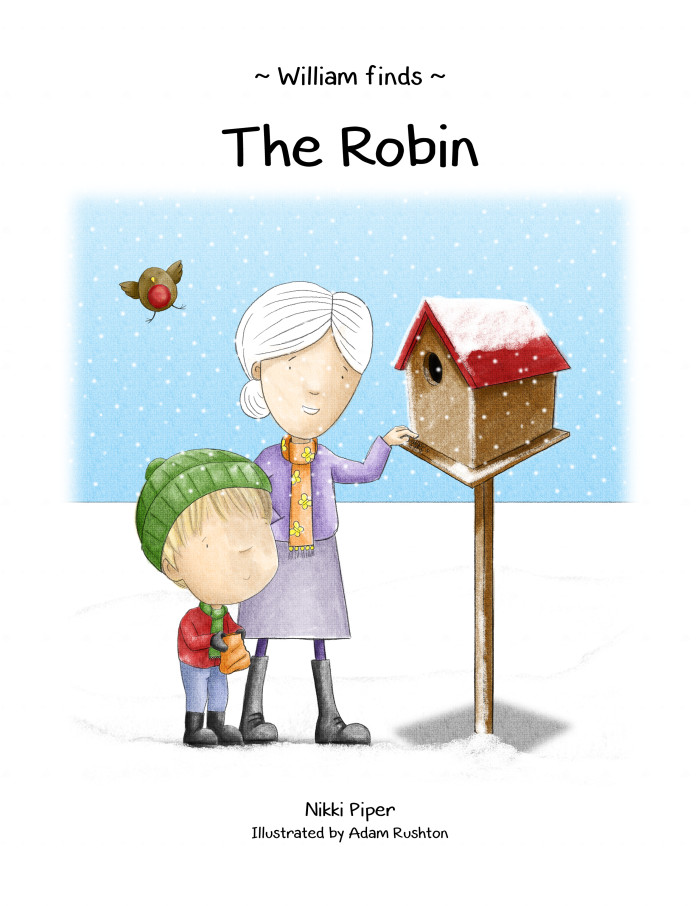 William Finds 'The Robin'