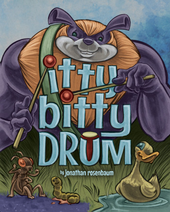 the Itty Bitty Drum