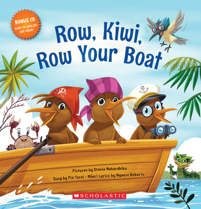 Row, Kiwi, Row Your Boat