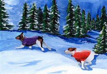 Little Mountain Doggies