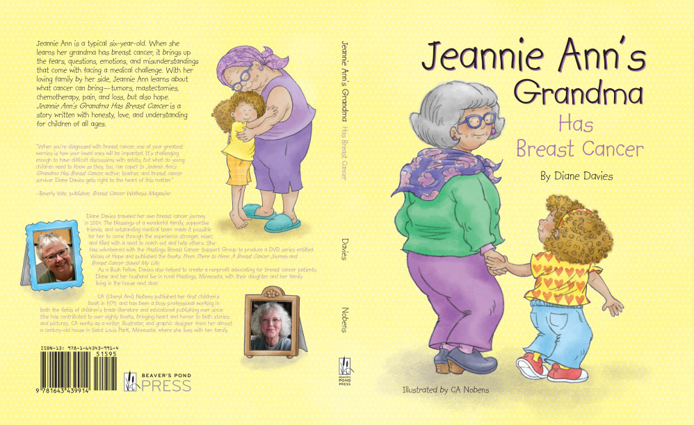 Jeannie Ann's Grandma Has Breast Cancer by Diane Davies