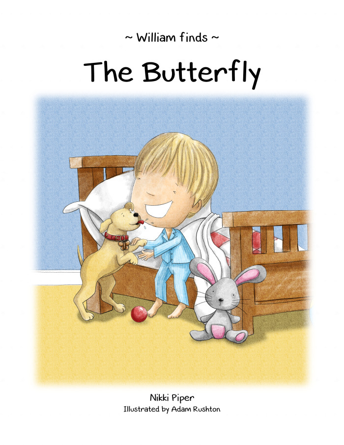 William Finds 'The Butterfly'