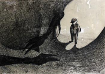 Book illustration: Metamorphosis