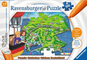 TipToi Germany Puzzle