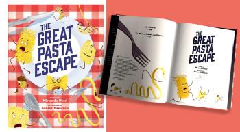 The Great Pasta Escape, (US).