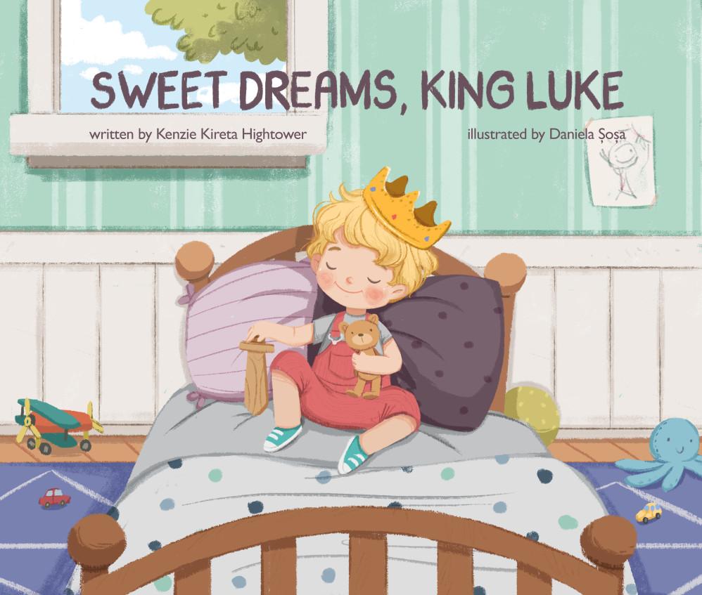 Sweet Dreams, King Luke