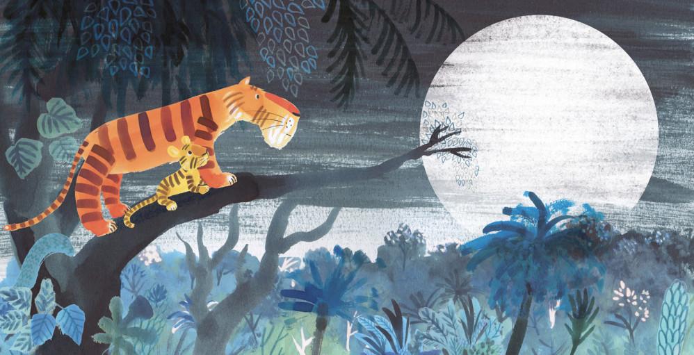 Little Tiger's Night