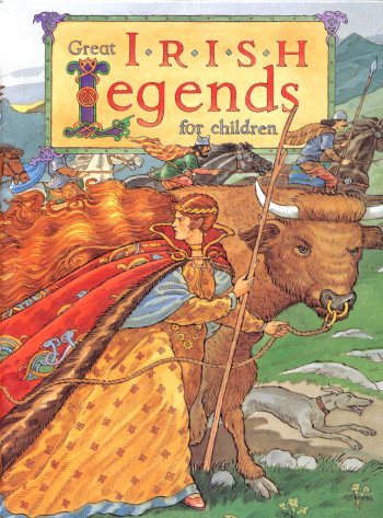 Great Irish Legends for Children