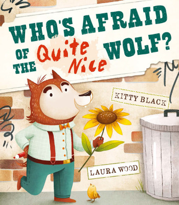 Who's afraid of the quite nice wolf?