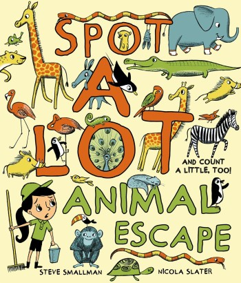 Spot a Lot Animal Escape