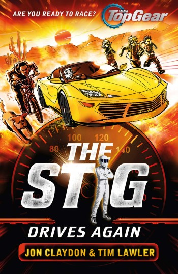 The Stig Drives Again