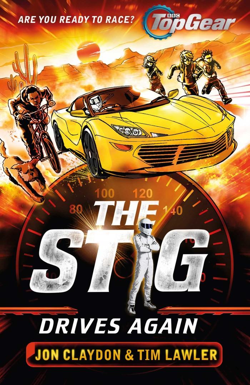 The Stig Drives Again