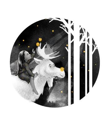 Night Forest Journey