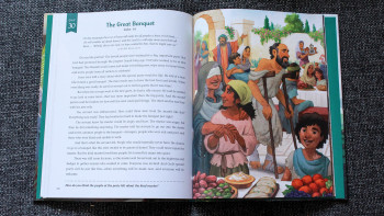 The Easter Storybook