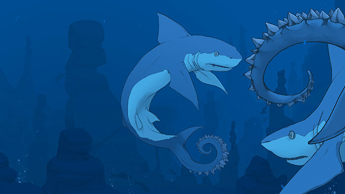 Helicoprion Concept 2