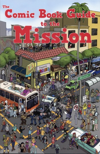 The Comic Book Guide to the Mission