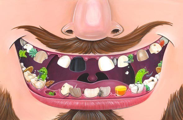 From: Blacktooth: The Kind-of-True Tale about Pirates, Dentists, and Treasure Chests