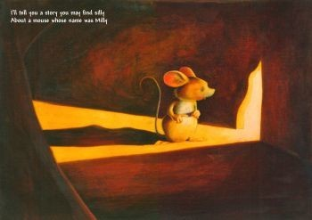 Milly the Toast Mouse