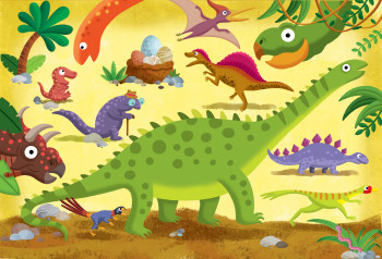 My big book of answers_Dinosaurs