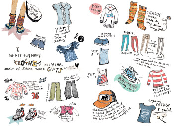 My Clothes Journal