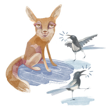 Fox & The Magpies