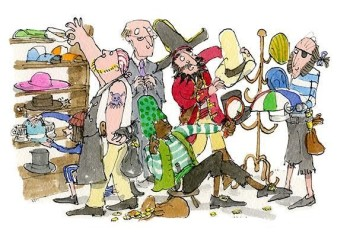 The Planktown Pirates Holiday