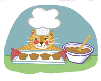 Baking Animals Scholastic Educational Project