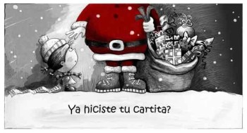 Santa Claus - Have you already made your letter for Santa?