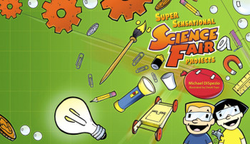 Super Sensational Science Fair Projects cover